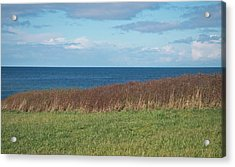 Acrylic Print featuring the photograph North Beach by Laurie Stewart