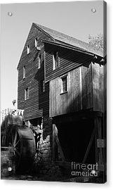 North Carolina Mill Acrylic Print by Dwight Cook