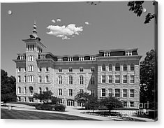 North Central College Old Main Acrylic Print