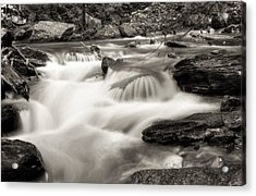 North Georgia Mountains Creek Acrylic Print