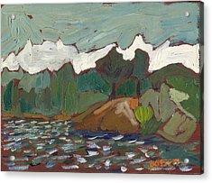 North Of Kingston Acrylic Print
