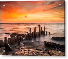 North Point Sky Acrylic Print