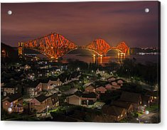North Queensferry Acrylic Print