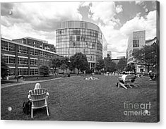 Northeastern University Behrakis Health Sciences Center Acrylic Print by University Icons