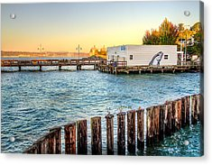 Northern Fish Co. Commencement Bay Acrylic Print