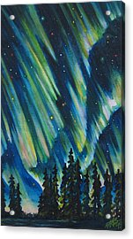 Northern Lights V Acrylic Print