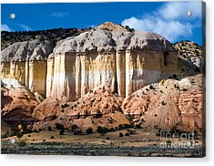 Northern New Mexico Acrylic Print
