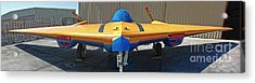 Northrop N9mb Flying Wing Acrylic Print by Gregory Dyer