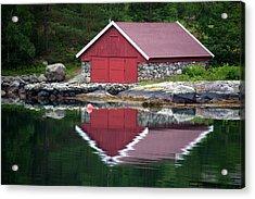 Norway, Stavanger Acrylic Print