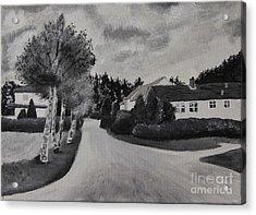 Norwegian Street Acrylic Print