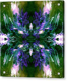 Acrylic Print featuring the photograph Not Of This Universe by Robert Kernodle