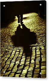 Acrylic Print featuring the photograph Nothing Hides The Colour Of The Light That Shines by Russell Styles