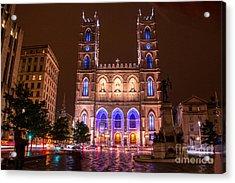 Notre Dame 2 Acrylic Print