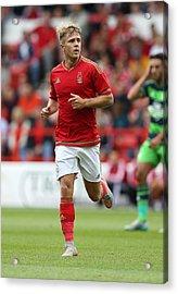 Nottingham Forest V Swansea City - Pre Season Friendly Acrylic Print by Jan Kruger