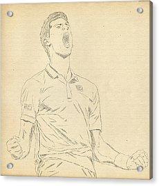 Novak Acrylic Print