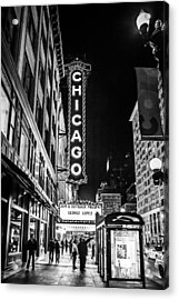 Now Playing... Acrylic Print by Melinda Ledsome