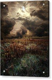 Nowhere Land Acrylic Print by Phil Koch