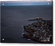 Nubble From The Air Acrylic Print by Scott Thorp