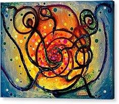 Nuclear Fusion Acrylic Print