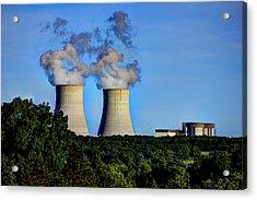 Nuclear Hdr1 Acrylic Print