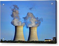 Nuclear Hdr2 Acrylic Print