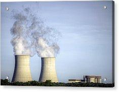 Nuclear Hdr3 Acrylic Print