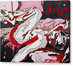 Nude2 Acrylic Print