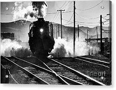 Number 844 Pulling Out Acrylic Print
