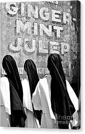 Nun Of That Acrylic Print