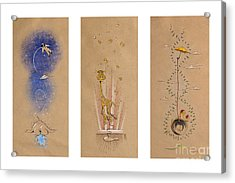 Nursery Collection 2 Acrylic Print