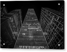 Nyc Forefront Acrylic Print