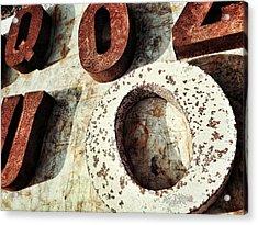 O And Co. Acrylic Print