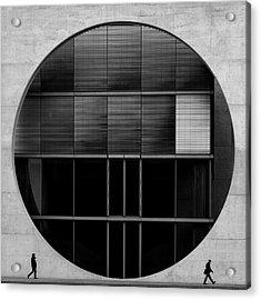 O2 Acrylic Print by Fernando Correia Da