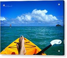 Oahu Acrylic Print