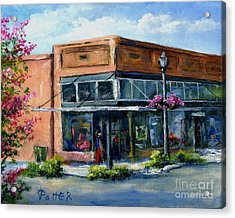 Oak And Chestnut Acrylic Print