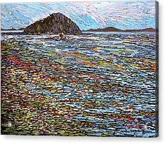 Oak Bay - Low Tide Acrylic Print