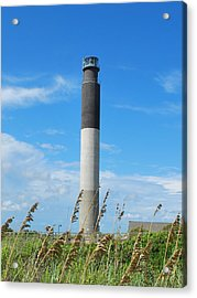 Oak Island Lighthouse Acrylic Print