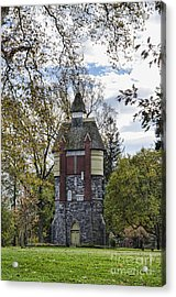 Oakbourne Tower Acrylic Print