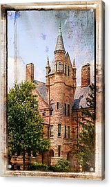 Oberlin College Acrylic Print by Mary Timman