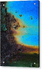 Obscure Acrylic Print by Tom Druin