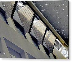 Observation Station Acrylic Print by Wendy J St Christopher