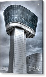 Observation Tower Acrylic Print by ELDavis Photography