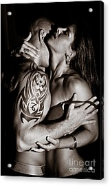 Obsession Acrylic Print by Jt PhotoDesign