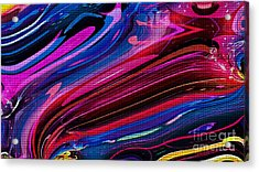 Obsession-rb Acrylic Print by David Winson