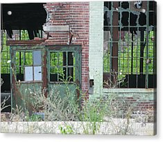 Acrylic Print featuring the photograph Obsolete by Ann Horn