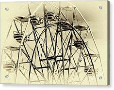 Oc Ferris Wheel Acrylic Print
