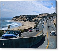 Oc On Pch In Ca Acrylic Print