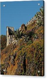 Ocean Beach Hillside Acrylic Print