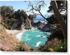 Acrylic Print featuring the photograph Ocean Bliss by Christy Pooschke