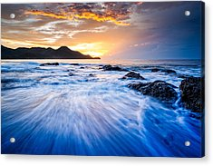 Ocean Dream Acrylic Print
